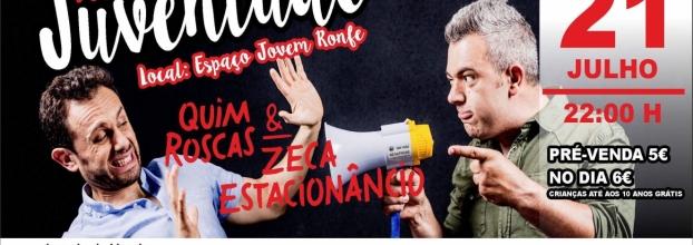 Quim Roscas & Zeca Estacionâncio - Ronfe