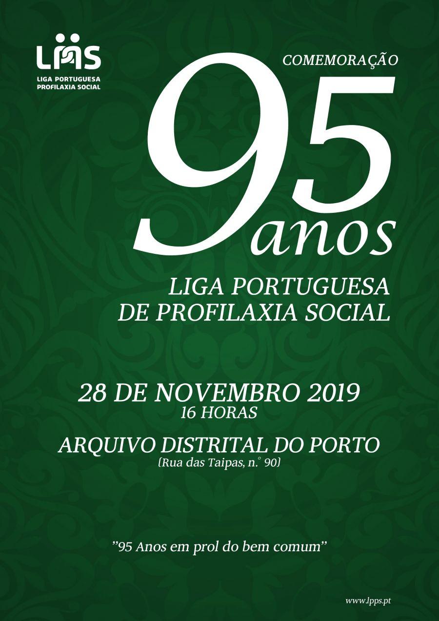 Comemoração 95 Anos LPPS