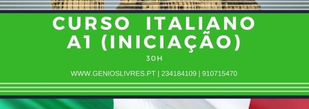 Curso Italiano A1 (Iniciação)