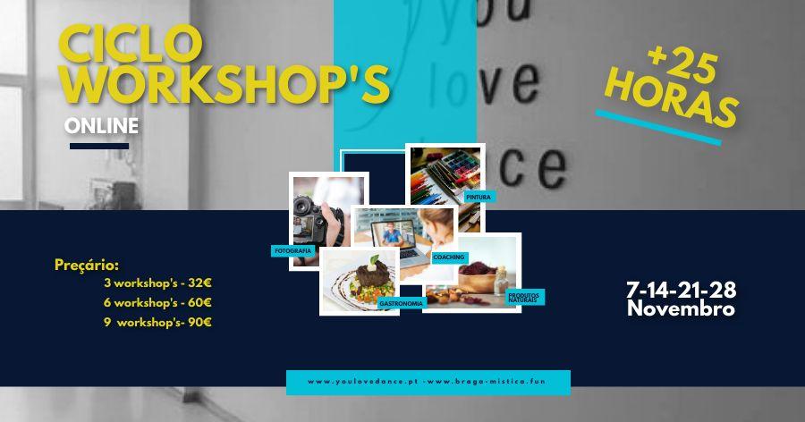 Ciclo de Workshop's