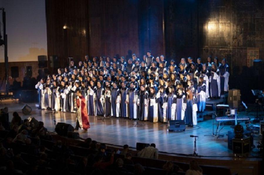 Jantar de Natal e Atuação Especial com Saint Dominics Gospel Choir