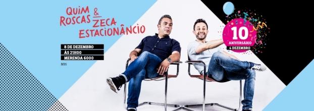 Quim Roscas & Zeca Estacionâncio - Alegro Castelo Branco