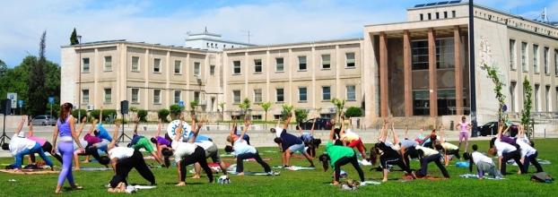 Yoga e Exames Sem Stress - 2017