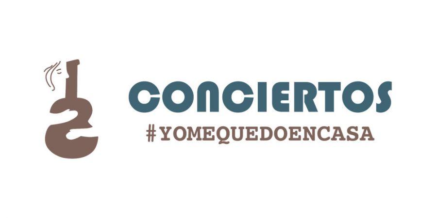 Conciertos #YoMeQuedoEnCasa