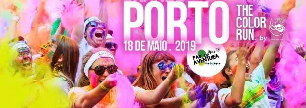 The Color Run by Vinho Verde - Porto