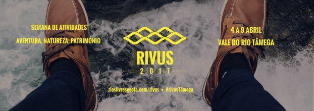 RIVUS 2017 | Semana Aventura, Natureza e Património