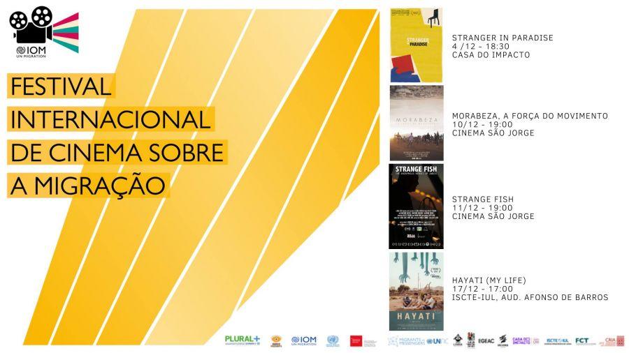 Festival Internacional de Cinema sobre a Migração