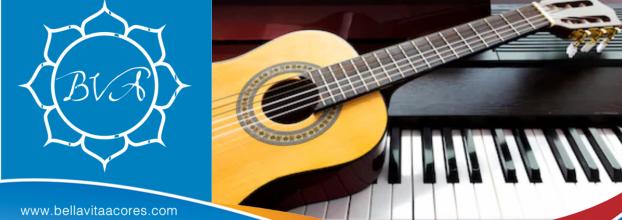 Curso de Guitarra e Piano - Ponta Delgada