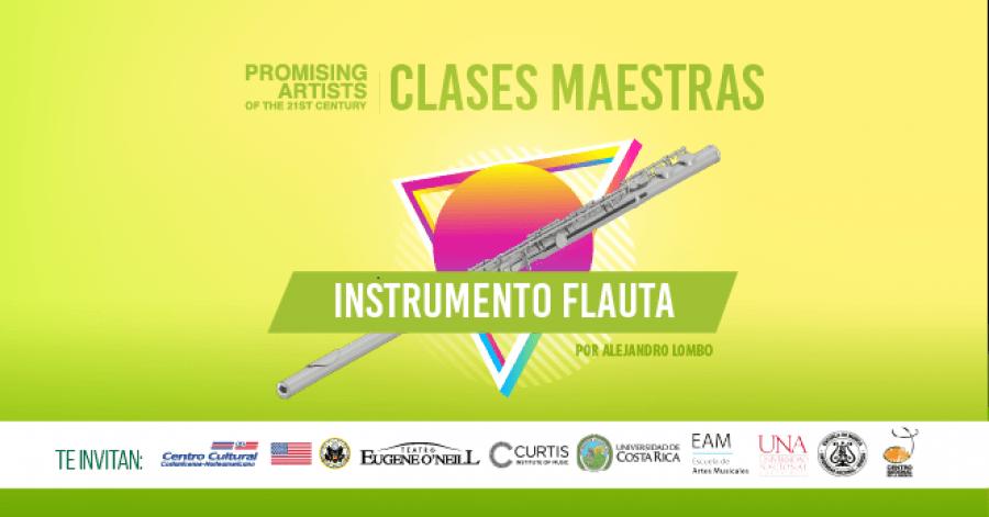 Clase maestra de Flauta por Curtis Institute of Music