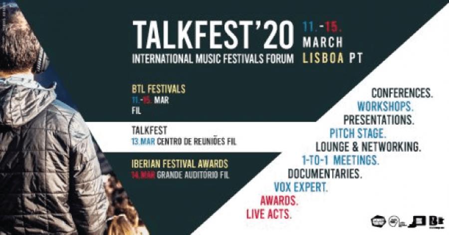 Talkfest'20 - International Music Festivals Forum