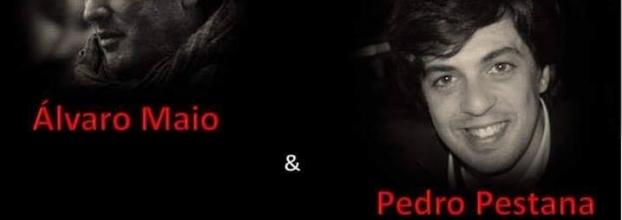 À Conversa Entre o Piano e a Guitarra - Álvaro Maio e Pedro Pestana