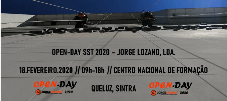 OPEN-DAY SST - TRABALHOS EM ALTURA