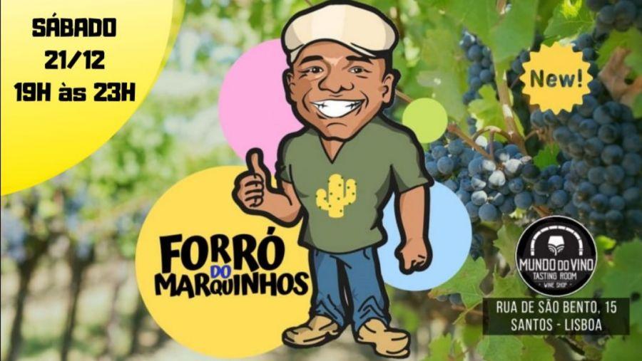 Forró do Marquinhos