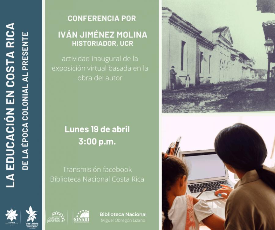 La educación en Costa Rica de la época colonial al presente