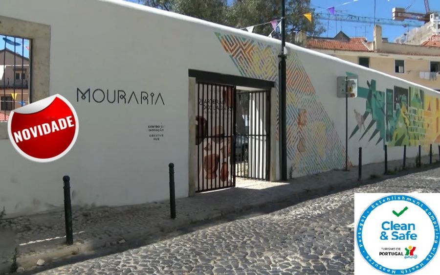 Roteiro das Olarias e Lagares ao Intendente – Mouraria