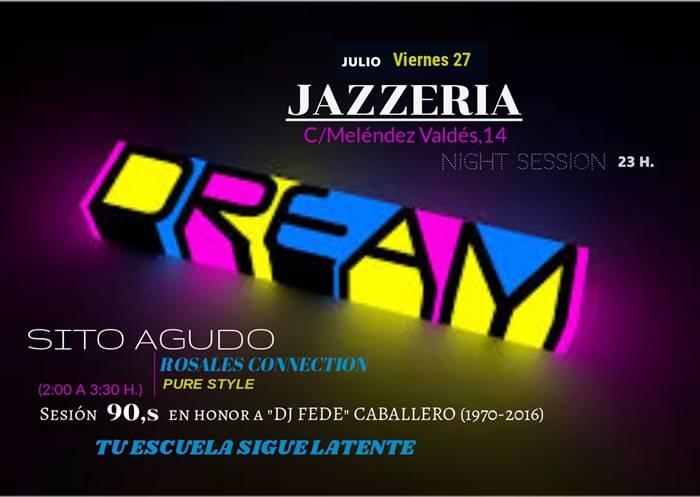 Sesión noventera de Sito Agudo Dj || La Jazzería