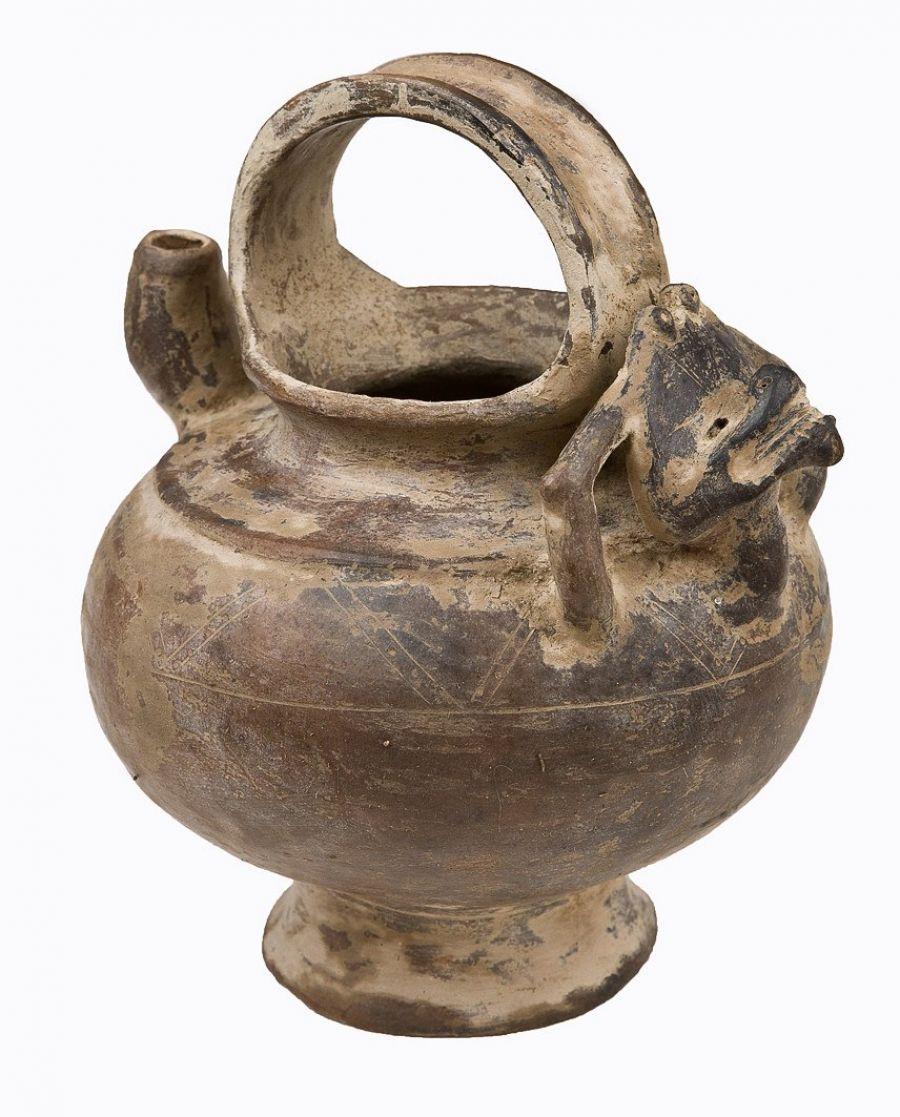 Hagamos una vasija precolombina. Técnica tradicional