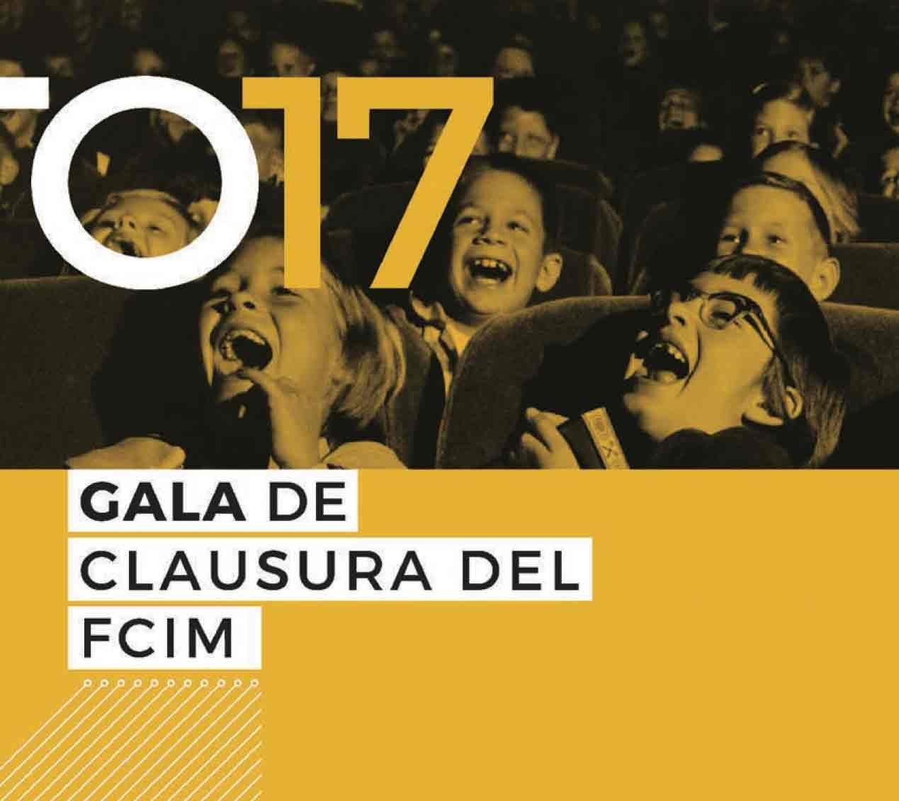 GALA DE CLAUSURA // FCIM 2017