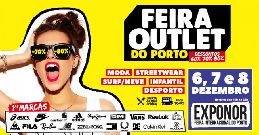 Feira Outlet do Porto