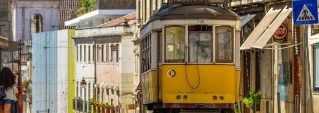 """Passeio cultural """"Conhecer Lisboa'"""