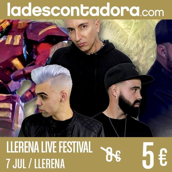 LLERENA LIVE FESTIVAL