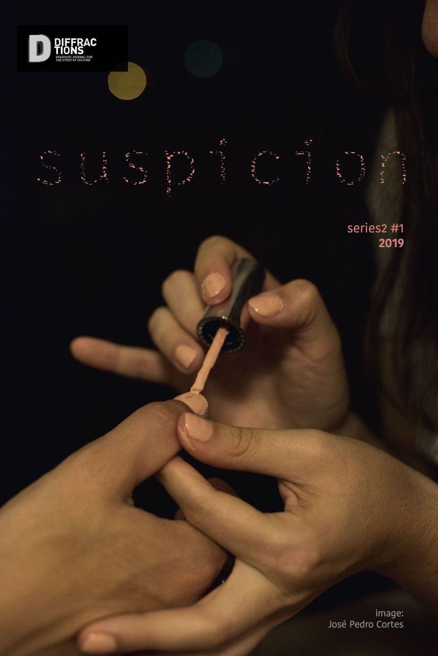 Out of Suspicion | Lançamento da revista Diffractions