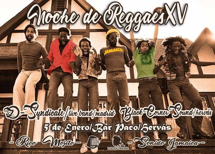 Noche de Reggaes XV