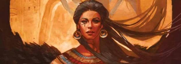 Conferência: Os Arquétipos Femininos no Egito através dos mitos