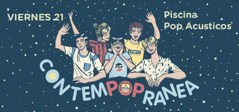 CPOP17 - Piscina POP ACÚSTICOS