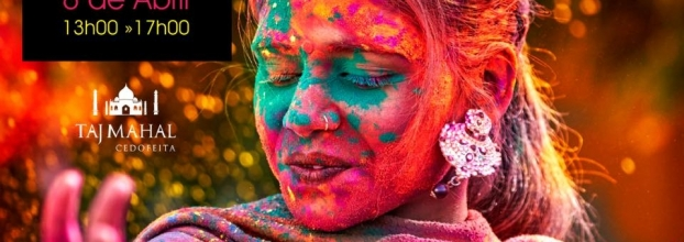 Happy Holi - The festival of Colors 2019