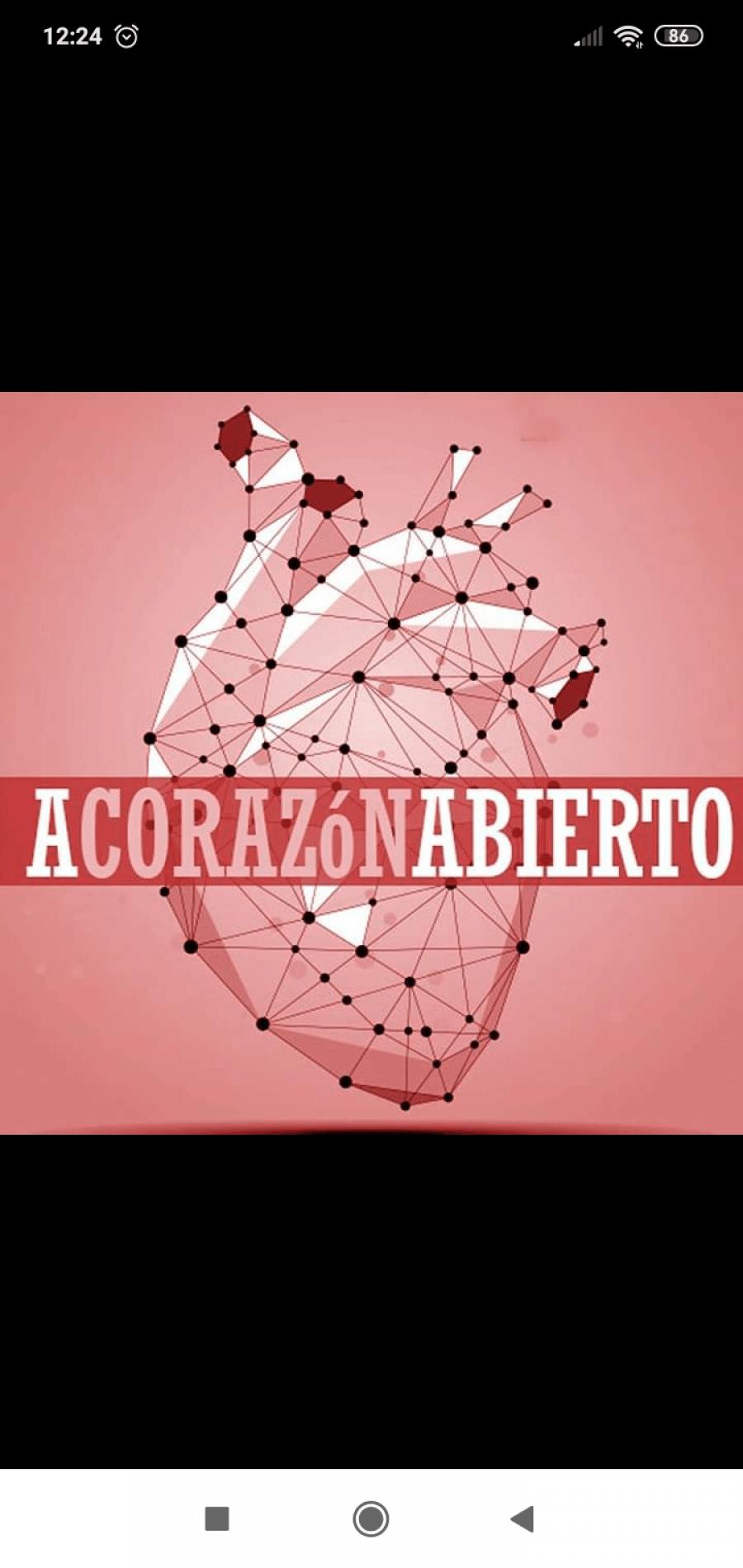 aCORAZÓNabiero (micro abierto)