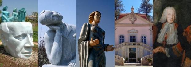 Passeio Cultural ao Parque dos Poetas - Homenagem a Sophia - Visita ao Palácio do Marquês de Pombal