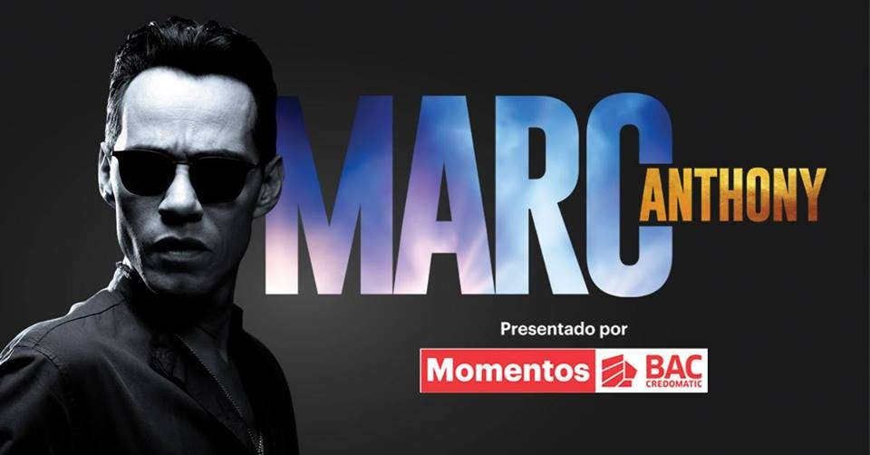 Marc Anthony En Costa Rica 2018