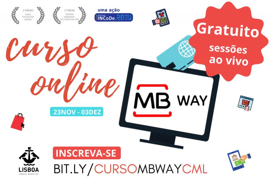 Curso online MBWAY - INSCRIÇÕES ABERTAS