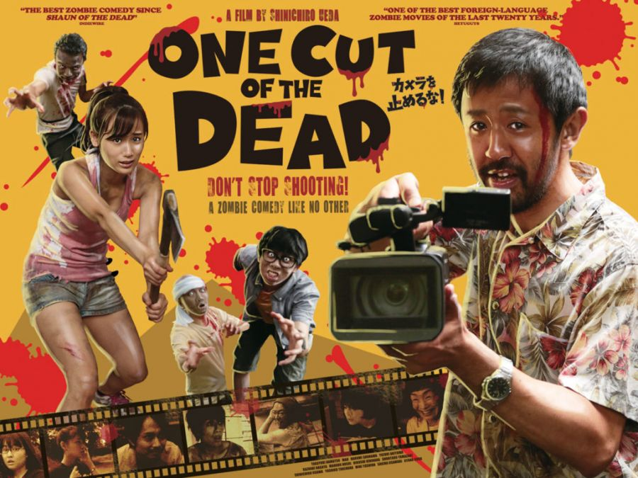 One cut of the dead. Shin'ichirô Ueda. Japón. 2017