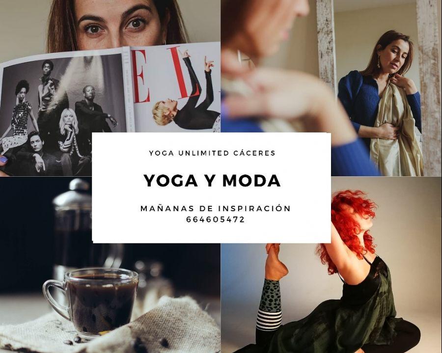 Mañanas de Inspiración: Yoga y Moda