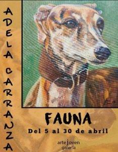 """Exposición """"Fauna"""" – Adela Carranza"""