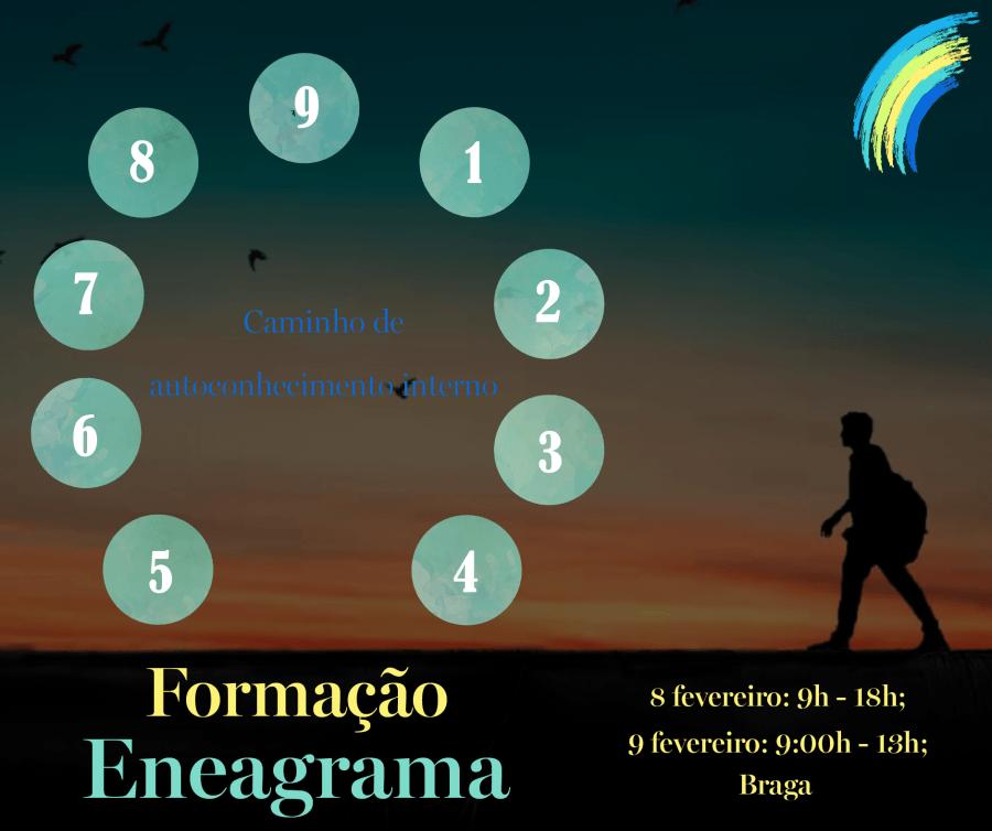 Formação Eneagrama- Primeira etapa