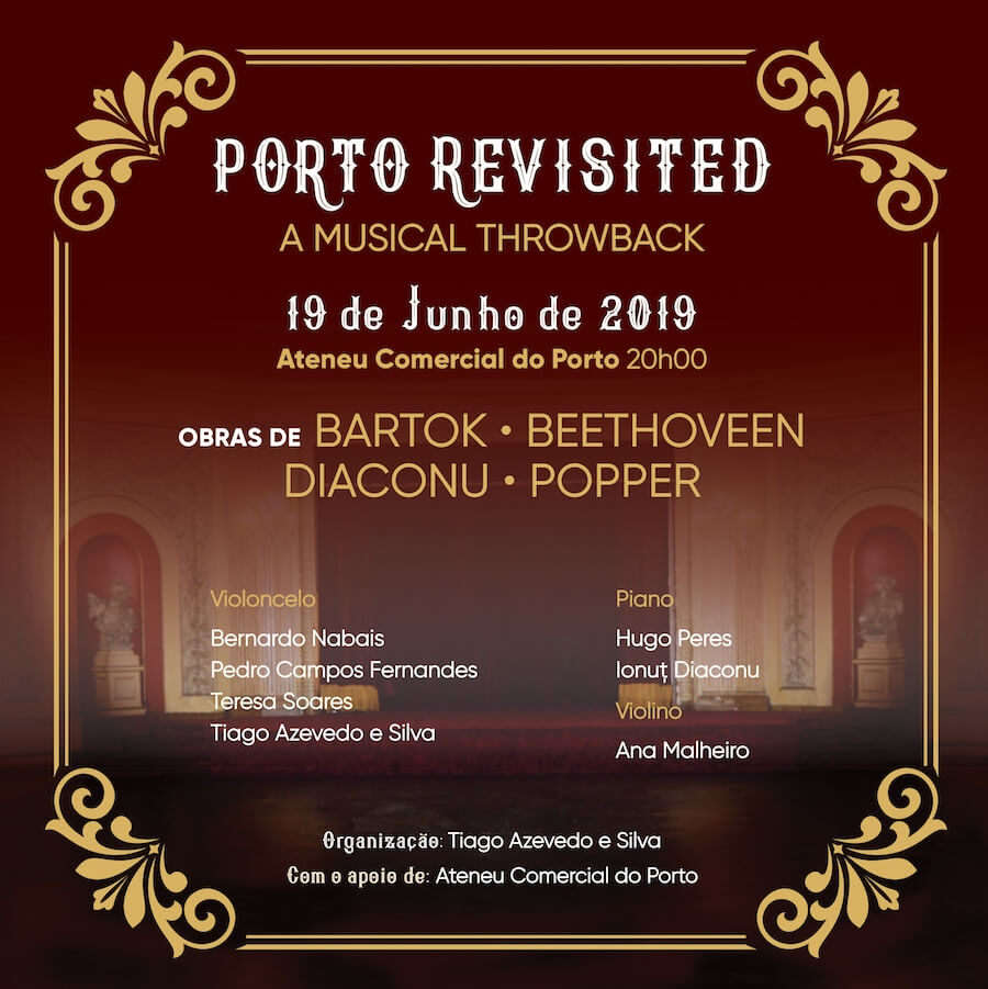 Porto Revisited - A musical Throw-Back
