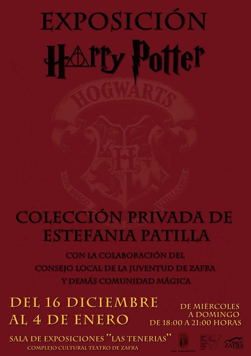 HARRY POTTER | Exposición