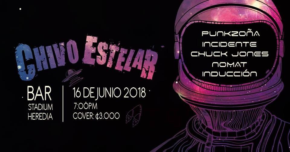 Chivo Estelar: Punk Rock