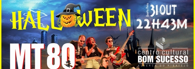 Halloween com MT80