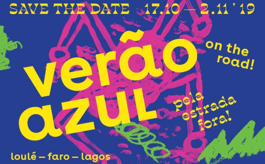 VERÃO AZUL – FESTIVAL DE ARTES PERFORMATIVAS