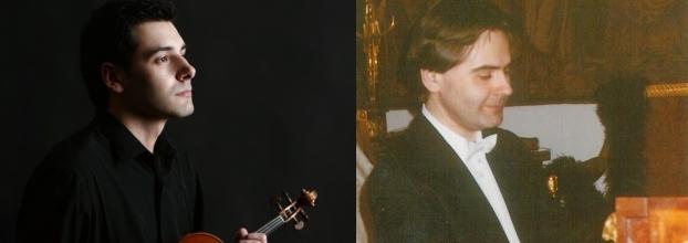 Nuno Soares (violino) e Youri Popov (piano)