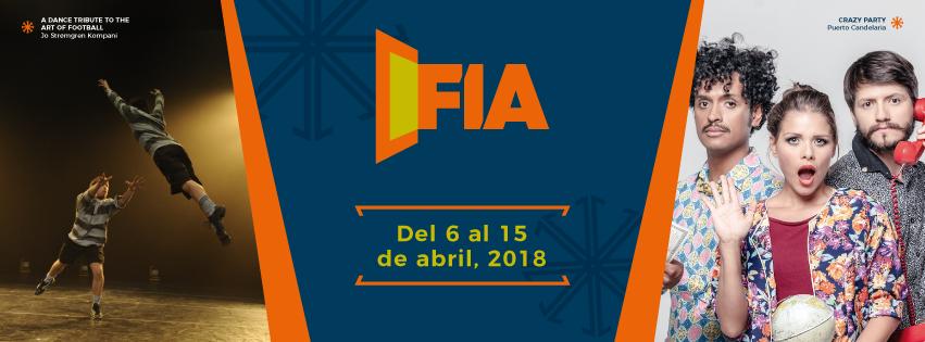 FIA 2018. Pasacalle Tico. Costa Rica