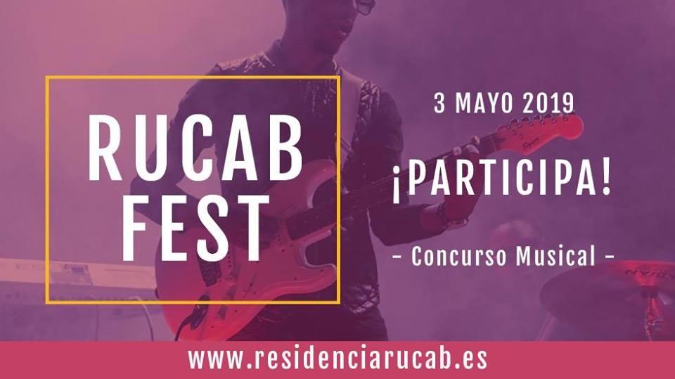 RUCAB FEST Concurso Musical