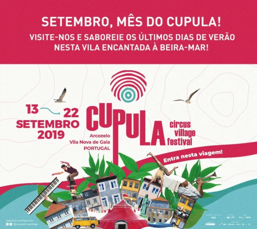 Cupula Circus Village Festival
