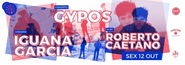 IGUANA GARCIA, GYPOS, ROBERTO CAETANO - STEREOGUN
