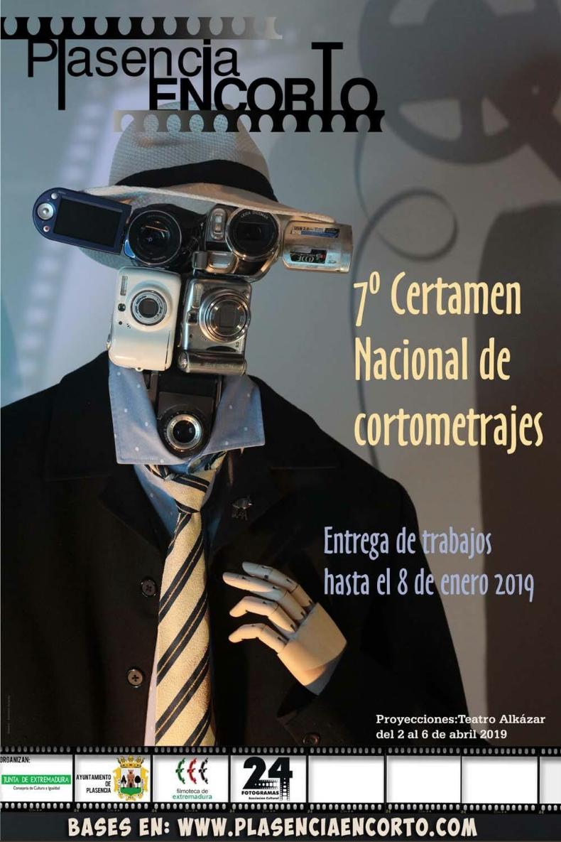 7º Certamen nacional de cortometrajes    PLASENCIA EN CORTO
