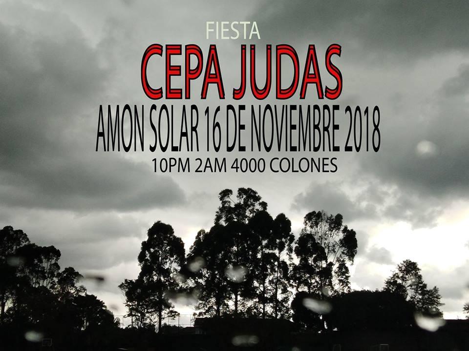 Fiesta. Cepa Judas. Banda, latino experimental